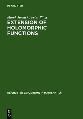 Extension of Holomorphic Functions