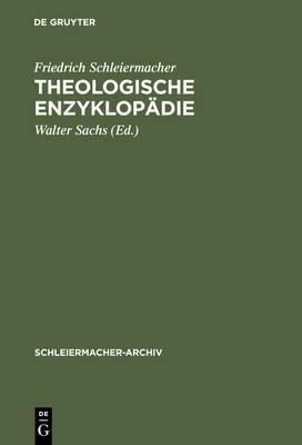 Theologische Enzyklopadie: (1831/32). Nachschrift David Friedrich Strauss