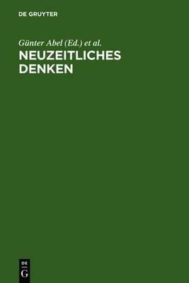 Neuzeitliches Denken: Festschrift Fur Hans Poser Zum 65. Geburtstag