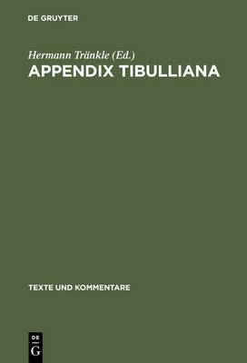 Appendix Tibulliana