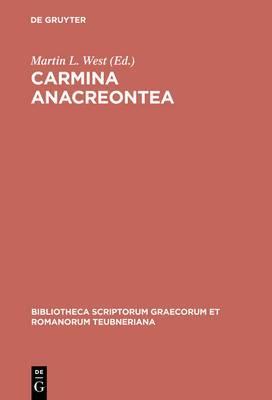 Carmina Anacreontea