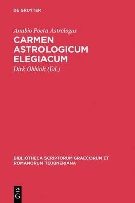 Carmen Astrologicum Elegiacum