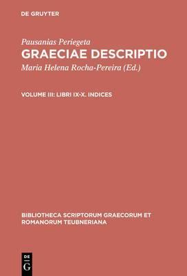 Libri IX-X. Indices