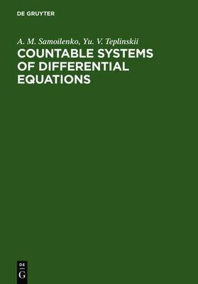 Countable Systems of Differential Equations