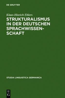 Strukturalismus in der deutschen Sprachwissenschaft: Die Rezeption der Prager Schule zwischen 1926 und 1945