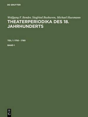 1750 - 1780: Bd. 1. Bibliographie, Inhaltsverzeichnisse Und Einzelregister; Bd. 2. Gesamtregister