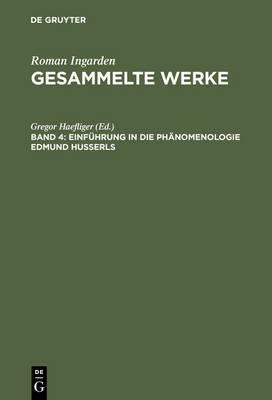 Einfuhrung in Die Phanomenologie Edmund Husserls: Osloer Vorlesungen (1967)