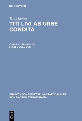 Libri XXVI-XXVII