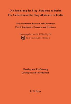 Katalog Und Einfuhrung / Catalogue and Introduction