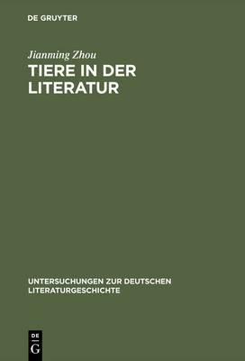 Tiere in Der Literatur: Eine Komparatistische Untersuchung Der Funktion Von Tierfiguren Bei Franz Kafka Und Pu Songling