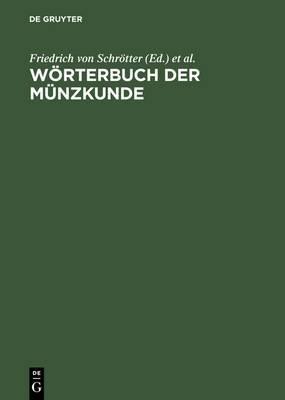Worterbuch Der Munzkunde