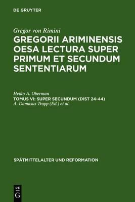 Super Secundum (Dist 24-44)