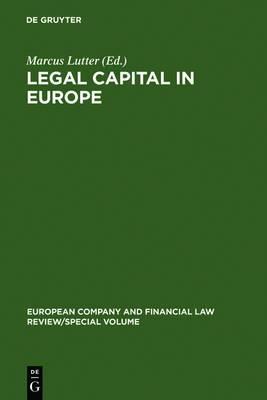 Legal Capital in Europe