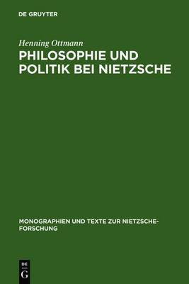 Philosophie Und Politik Bei Nietzsche