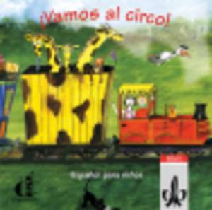 !!Vamos Al Circo!: Audio CD