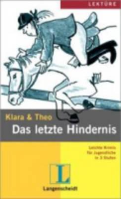 Leichte Krimis Fur Jugendliche in 3 Stufen: Das Letzte Hindernis - Buch MIT Mini-cd