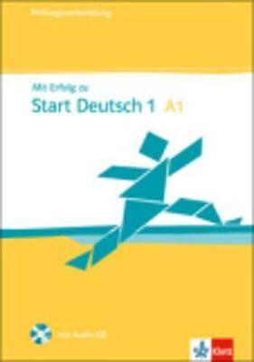 MIT Erfolg Zu Start Deutsch: Prufungsvorbereitung - Buch & Audio-CD