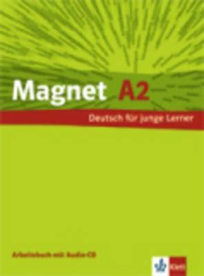 Magnet: Arbeitsbuch A2 MIT Audio-CD