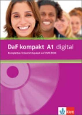 Daf Kompakt in 3 Banden: Komplettes Unterrichtspaket A1 Auf DVD-Rom