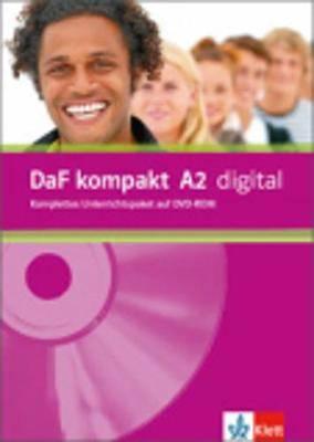 Daf Kompakt in 3 Banden: Komplettes Unterrichtspaket A2 Auf DVD-Rom
