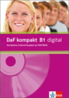 Daf Kompakt in 3 Banden: Komplettes Unterrichtspaket B1 Auf DVD-Rom