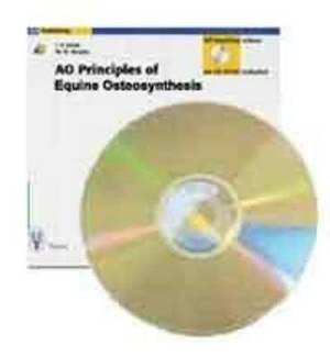 Principles of Equine Osteosynthesis: Combination Book