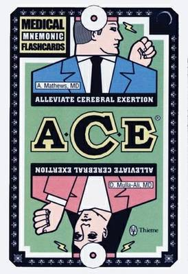 A.C.E. Medical Mnemonics Flashcards: Single Version