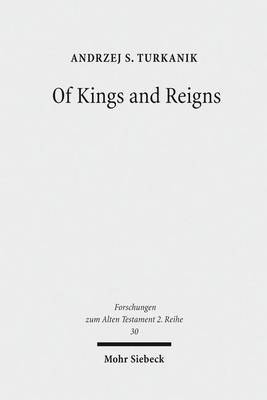 Of Kings and Reigns: A Study of Translation Technique in the Gamma/Gamma Section of 3 Reigns (1 Kings)