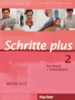 Schritte Plus: Kurs- Und Arbeitsbuch 2 Ohne CD
