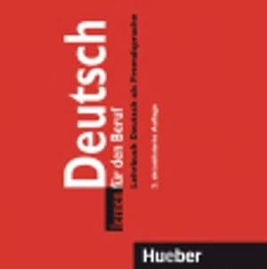 Deutsch Lernen Fur Den Beruf: Audio-CD