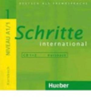 Schritte International: Cds Zum Kursbuch 1 (2)