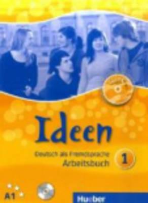 Ideen: Arbeitsbuch 1 MIT CD Zum Arbeitsbuch & CD-Rom