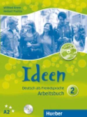 Ideen: Arbeitsbuch 2 mit 2 CDs zum Arbeitsbuch & CD-Rom