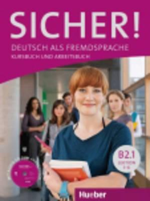 Sicher! in Teilbanden: Kurs- Und Arbeitsbuch B2/1 Lektion 1-6 MIT Audio-cd Zum Arbeitsbuch