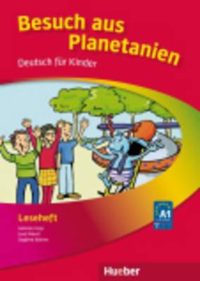 Planetino: Besuch Aus Planetanien - Leseheft