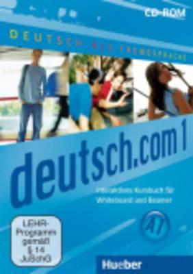 Deutsch.Com: Interaktives Kursbuch Fur Whiteboard Und Beamer DVD-Rom 1