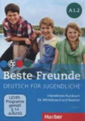 Beste Freunde: Interaktives Kursbuch A1.2 Fur Whiteboard Und Beamer Dvd-rom