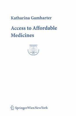 Access to Affordable Medicines: Developing Responses Under the Trips Agreement and EC Law