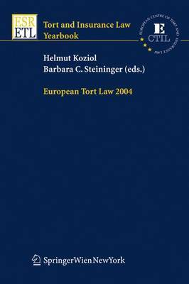 European Tort Law 2004: 2004