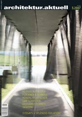 Zeitschrift Architektur. Aktuell: No. 326