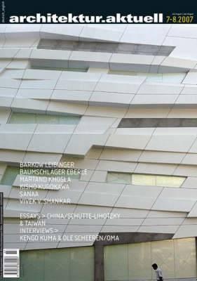 Architektur. Aktuell: No. 328-329
