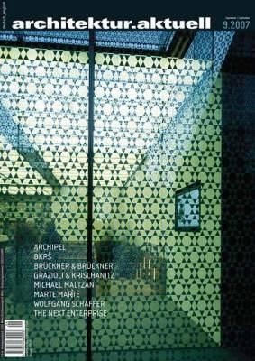 Zeitschrift Architektur. Aktuell: No. 330