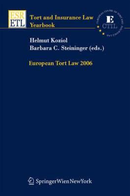 European Tort Law: 2006