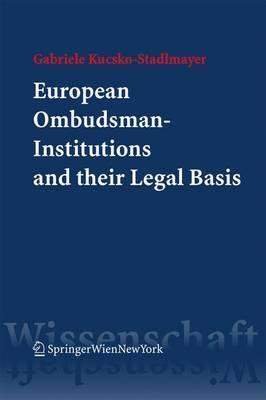 European Ombudsman-institutions