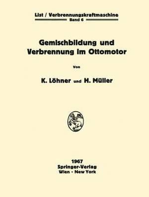 Gemischbildung Und Verbrennung Im Ottomotor