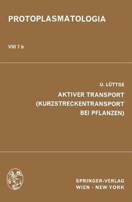 Aktiver Transport (Kurzstreckentransport Bei Pflanzen)