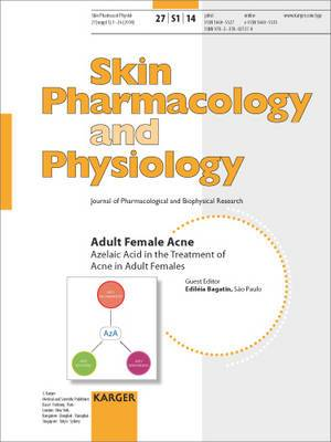 Adult Female Acne: Azelaic Acid in the Treatment of Acne in Adult Females Supplement Issue: Skin Pharmacology and Physiology 2014, Vol. 27, Suppl. 1