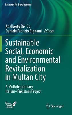 Sustainable Social, Economic and Environmental Revitalization in Multan City: A Multidisciplinary Italian-Pakistani Project