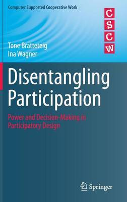 Disentangling Participation: Power and Decision-Making in Participatory Design