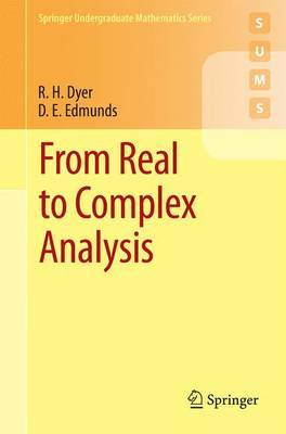 From Real to Complex Analysis